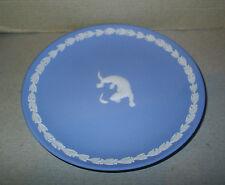 Wedgwood Jasperware Blue Otter Plate