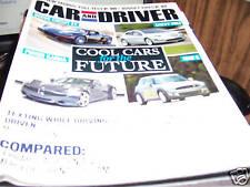 Car & Driver Magazine 8/2009 Dodge Circuit EV