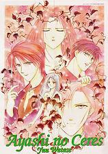 Ayashi no Ceres Yuu watase Fushigi Yuugi Yugi BIG Poster  RARE