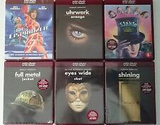 LOTTO 6 HD-DVD KUBRICK BLAZE OF GLORY LA FABBRICA DI CIOCCOLATO XBOX36O HD DVD