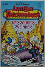 Walt Disney LTB Nr. 219 - Der Zauberzylinder / Lustiges Taschenbuch