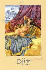 Ex-libris Ana Miralles Djinn signé 17x26 cm