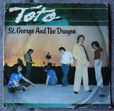 Toto, st George and the dragon / a secret love, SP - 45 tours