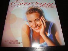 Energy Srärkung des Wohlbefindens Relax Chill CD
