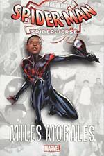 Spider-Man: Spider-Verse - Miles Morales (Into the Spider-Ve. by David Marquez