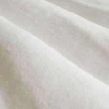 Tessuti e stoffe bianche per hobby creativi 100% Lino