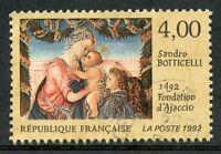 STAMP / TIMBRE FRANCE OBLITERE N° 2754  OEUVRE DE SANDRO BOTTICELLI
