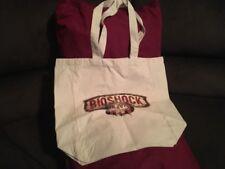 Bioshock Infinite Tote Cloth Bag Xbox Sony Nintendo Promo Extremely Rare Promo
