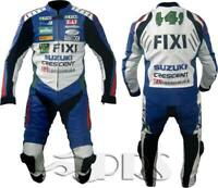 Suzuki Fixi Motorbike Leather Suit