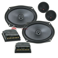 "Morel Tempo Ultra 692 6""x9"" 2-Way Car Stereo Component Speaker System New"