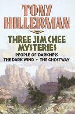 Tony Hillerman : Three Jim Chee Mysteries (People of Darkness/The Dark Wind/The