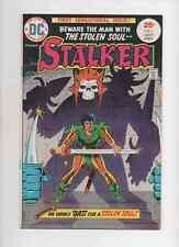 Stalker #1 & #2  (Jun-Jul 1975, DC)