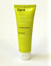 DEVACURL Never Shampoo Again No Poo Cleanser 1.5oz **NEW**