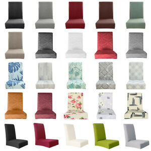 Stretch Spandex Wedding Banquet Chair Cover Party Decor Dining Room Seat Decor