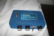 FOXX TONE MACHINE Blue Velvet Original 70's Model, not Reissue, US Made