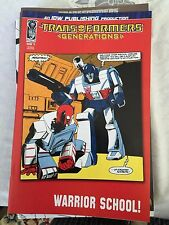 Idw Publishing Transformers Generations Retailer Variant Edition (2006)
