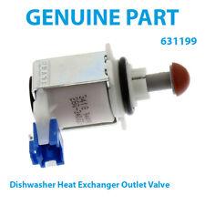 SIEMENS Genuine Dishwasher Heat Exchanger Outlet Solenoid Valve 00631199