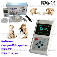 VET Pulse Oximeter SpO2 Monitor,veterinary,blood oxygen with Software