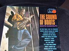 "Vintage Jazz Vinyl 1968 Boots Randolph ""The Sound Of Boots""  ( SRA250-079)  LP"