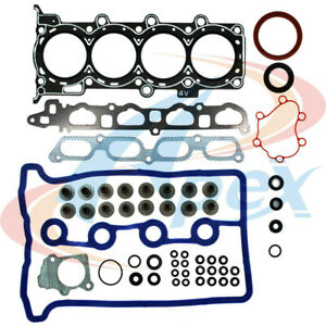 Full Gasket Set Apex Automobile Parts AFS3047