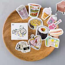 Kawaii Life Small Things Label Stickers Diary Decorate Scrapbooking Stationary