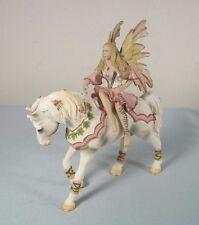 2006 Schleich ~ Bayala Series ~ Elfen Feya the Dreamy Fairy Maiden on Horse