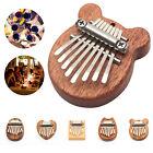 Mini 8 Keys Kalimba Thumb Piano Nice Sound Finger Keyboard Musical Hand Toy Gift