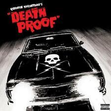 Quentin Tarantino's Death Proof (Soundtrack) [Colored Vinyl] NEW Sealed LP Album