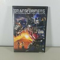 Transformers Revenge of the Fallen DVD 2009 Movie Rated PG-13