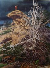 "Bev Doolittle, ""Prayer for the Wild Things"" S/N LE Lithograph"