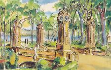 Pont des Chaplets Sanctuaire NOTRE DAME DU CAP Quebec Canada Carte Postale ELZE