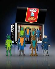 Gentle Giant Star Wars SDCC 2018 Exclusive CANTINA ADVENTURE Enamel Pin Set