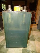 Antique Vintage McGraw Edison Company nickel-cadmium storage battery ED-80