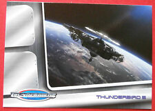 THUNDERBIRDS (The 2004 Movie) - Card#22 - Thunderbird 5 - Cards Inc 2004