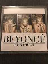 """BEYONCÉ """"COUNTDOWN"""" PART 2 RARE BRAZILIAN 10 REMIX CD PROMO"""