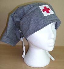 Unissued mid-WW-II German Red Cross (DRK) Schwester's (Nursing Sister's) Cap #2