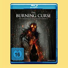 ••••• The Burning Curse (Blu-ray)☻
