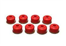 Energy Suspension 9.8105R Heavy Duty Sway Bar End Link Set Polyurethane (Red)