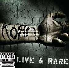 Live & Rare - Korn CD EPIC