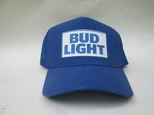 BUD LIGHT VINTAGE TRUCKER CAP HAT