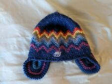 Snowboarders, Multi Coloured, Wooly Hat, Lined