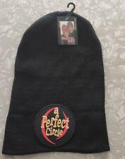 A Perfect Circle Skull Hat Cotton Knit A Perfect Circle Skull Cap