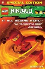 "LEGO Ninjago Special Edition #1: With ""The Challenge of Samukai"" and ""Mask of th"