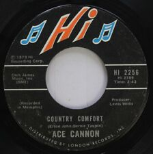 Rock 45 Ace Cannon - Country Comfort / Closin Time'S A Downer On Hi