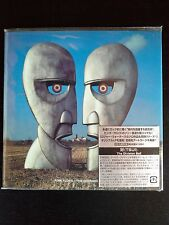 PINK FLOYD THE DIVISION BELL Japanese mini lp CD