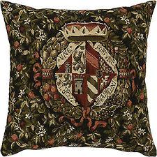 Cotton Blend Floral Rectangular Decorative Cushions & Pillows