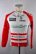 Gordana Fionia Bank Jacke cycling maglia Rad Trikot Gr. XS 50cm 02D