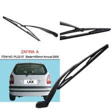 Black Rear Windshield Arm Wiper Blade For Vauxhall Opel Zafira 1998 to 2005 UK