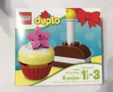 Lego Duplo 10850 My First Cakes Preschool Building Toy