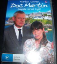 Doc Martin Complete Series Eight 8 (Martin Clunes) (Aust Region 4) DVD - NEW